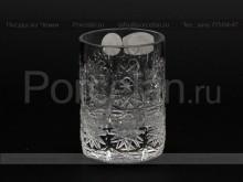Набор стопок для водки 60 мл. хрусталь снежинка Glasspo
